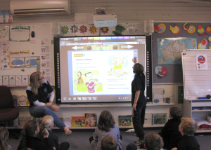 Interact Us Eaglehawk Primary School Interactive Whiteboard