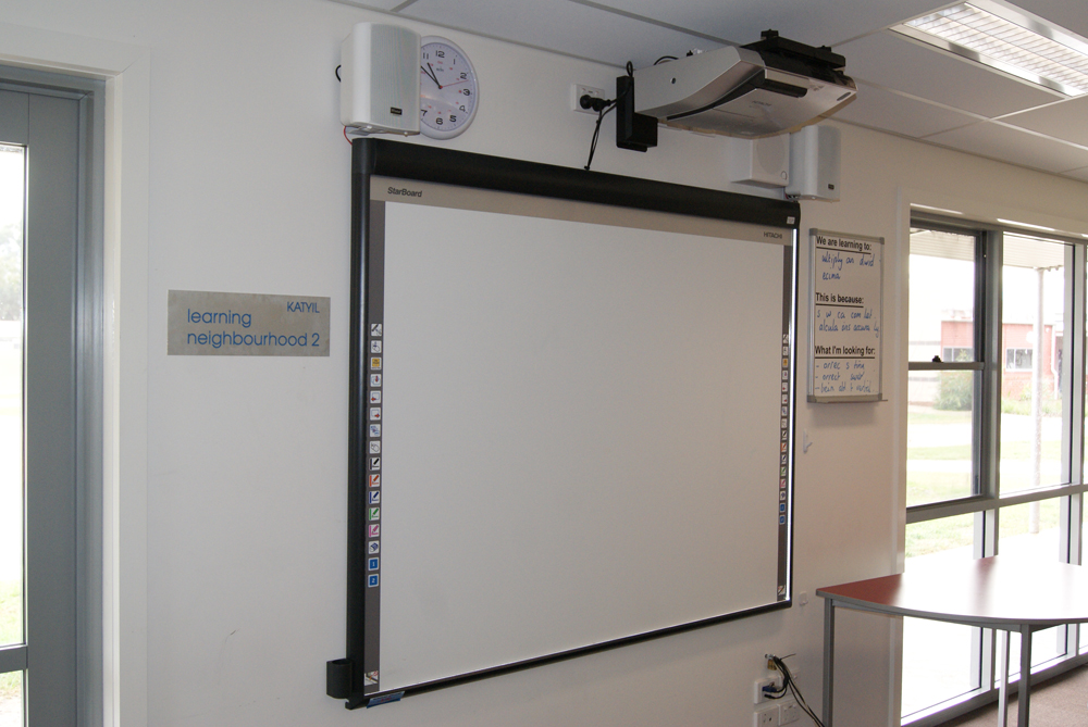 Interact Us Interactive Whiteboards for education and sharing information