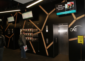 Interact Us digital signage for high volume public spaces
