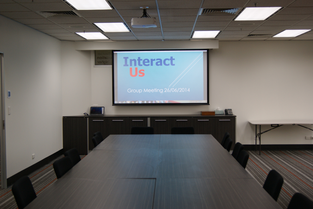 Interact Us digital communication solutions for corporate
